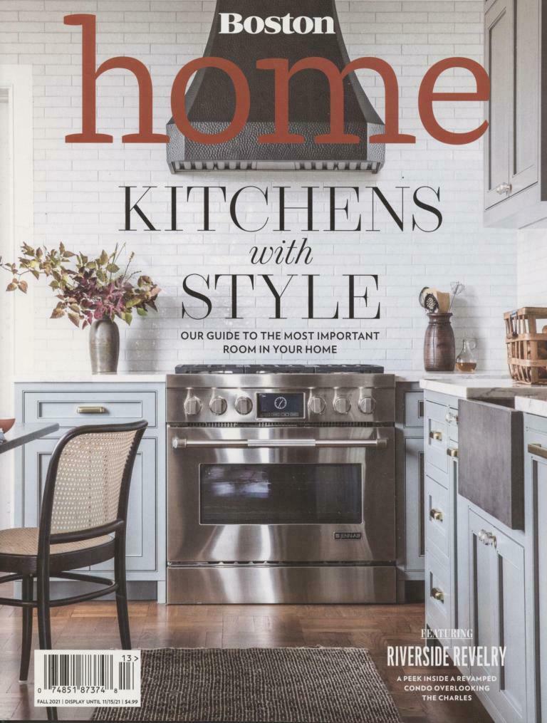 Amy Lynn Interior Design Boston Boston Magazine Kitchens Cover