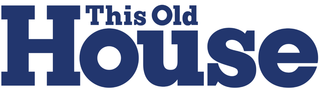 This Old House Logo Wordmark