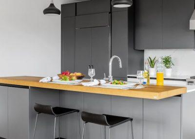 Interior Design Boston Leonard Place Kitchen 01