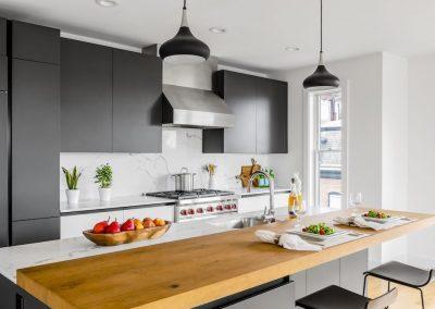 Interior Design Boston Leonard Place Kitchen 011