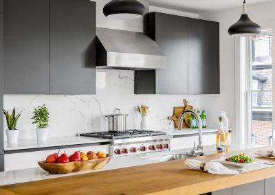 Interior Design Boston Leonard Place Kitchen 012