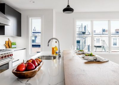 Interior Design Boston Leonard Place Kitchen 015